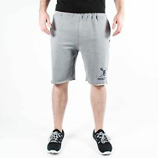UNDEFEATED DOUBLE CROSS SWEAT SHORTS GREY UNDFTD PLAY DIRTY