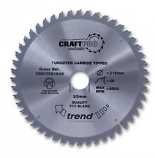 Trend Mitre Saw Crosscutting Circular Saw Blades 184mm - 350mm