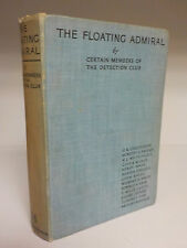 The Floating Admiral - Members Of The Detection Club - 1st - Hodder 1931(ID:632)