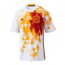 ADIDAS Youth (Kids) Spain Away Soccer Football Jersey NWT Spanish National Team