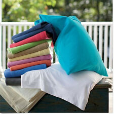 "Luxurious 800TC 100% Egyptian Cotton Soft 4PC Sheet Set Solid 25"" Deep Pocket"