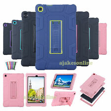 Shockproof Kickstand Case Cover For All-New Amazon Kindle Fire HD 8 6th Gen 2016
