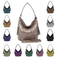 LADIES SHOPPER Bag Blogger Hobo bag Shoulder bag Hand umhaenge- bag bag