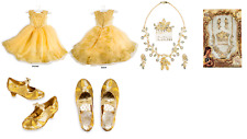 Belle Limited Edition Costume for Kids Beauty and the Beast -Jewlery,Shoes,Tiara