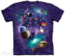 WOLF OF THE COSMOS CHILD T-SHIRT THE MOUNTAIN