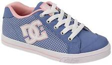 DC Chelsea TX SE Youth Shoe - Blue / White Print - New