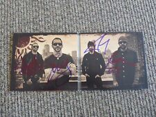 Godsmack All 4 Band Autographed Signed 1000HP CD Book PSA Guaranteed