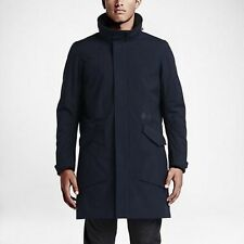 Nike Nikelab ACG 2 In 1 System Trench Jacket Gore-Tex Small Navy Blue 812987 451