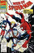 Web of Spider-Man (1985 series) Annual #9 in Near Mint - condition