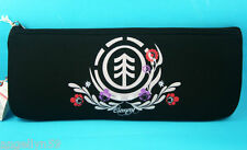 ELEMENT Boys or Girls School Pencil Case Ladies Cosmetics Travel Make Up Bag NEW
