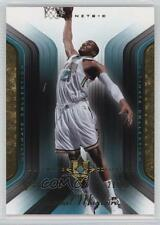 2004-05 Ultimate Collection Limited #70 Jamaal Magloire New Orleans Hornets Card