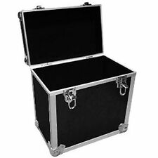 Neo Media Aluminium Storage DJ Case for Vinyl LP Records 12""