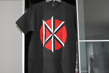 Dead Kennedys Distressed Logo New Music Concert hardcore punk band Coal T-Shirt