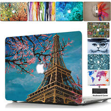 TT-New Hard Case Rubberized KB Cover Skin Set 2016 Macbook Pro Air 11 12 13 15""