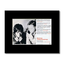 ELECTRONIC - Twisted Tenderness Mini Poster - 13.5x21cm