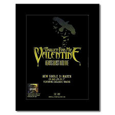 BULLET FOR MY VALENTINE - Hearts Burst Into Fire Min...