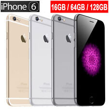 Apple iPhone 6 /6 Plus 16GB 64GB 128GB ROM Verizon+GSM Unlocked LTE Smartphone U
