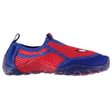 Boys Kids Official Marvel Spiderman Water Aqua Beach Shoes