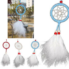 Dream Catcher Net With feathers Handmade Car Home Hanging Decoration Craft Gift