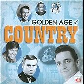 "Golden Age of Country: ""The Wild Side of Life"" Various Artists Audio CD, NEW"