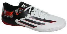 Adidas Messi 10.3 IN Mens Lace Up White Football Boots Trainers B44227 D76