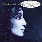 If I Could Turn Back Time: Cher's Greatest Hits [Interscope] by Cher (CD,...