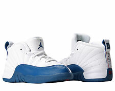 Nike Air Jordan 12 Retro BT French Blue Toddler Basketball Shoes 850000-113
