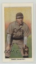 1988 CCC 1909-11 T206 Reprints #JOTI.1 Joe Tinker (Hands on knees) Chicago Cubs