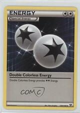 2014 Pokémon XY Booster Pack Base #130 Double Colorless Energy Pokemon Card 2i2