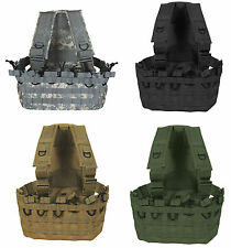commando tactical chest rig modular vest fox 65-270