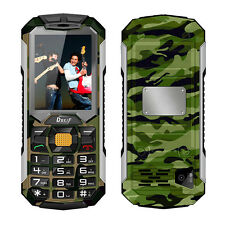 DBEIF C5000 Long standby dual sim card bluetooth mobile phone with flashlight FM
