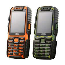 Orignal Guophone A6 Shockproof Dustproof Dual SIM Long Standby Mobile Cell Phone