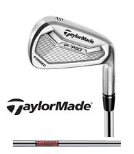New Taylormade Golf P 750 Irons 2017 P750 Iron Set KBS Tour Full Set Steel