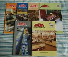 The Hornby Railway Collector Magazine 2013 x6 - Hornby Dublo, Hornby O Gauge