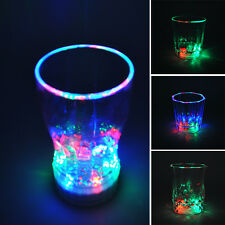 Distinctive Flashing Led Wine Glass Light Up Barware Drink Cup For Party Wedding