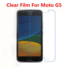 1x 2x 4x Ultra Clear Screen Protector Film Guard Shield For Motorola Moto G5 Lot