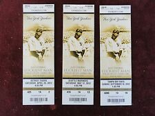 2012 Ticket LOT of 3 NY Yankees GREATEST MOMENTS LOU GEHRIG LUCKIEST MAN SPEECH