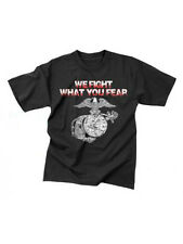 """We Fight What You Fear"" T-Shirt – USMC, Marines, Marine Corps, EGA, Eagle Gl..."