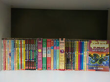 R.L.Stine - Goosebumps - 43 Books Collection! (ID:44743)
