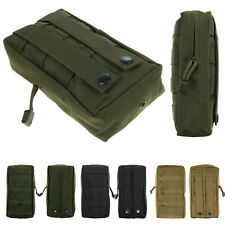 New Airsoft Molle Medical Tactical Military First Aid Nylon Sling Pouch Bag Case