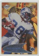 1998 Collector's Edge Odyssey #167 Barry Sanders Detroit Lions Football Card