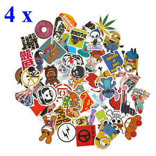 Waterproof Luggage Stickers Random Mixed Pack Car Skateboard Guitar Fridge Decal