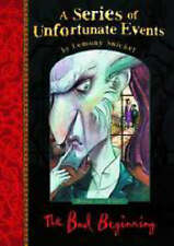 A Series Of Unfortunate Events The Bad Beginning by Lemony Snicket (Hardback)