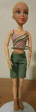 SPIN MASTERS LIV DOLL WITH BLOND HAIR NO WIG  BLUE EYES