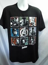 Avengers Short Sleeve (L) Hulk Captain America Thor Hawkeye Iron Man 9389
