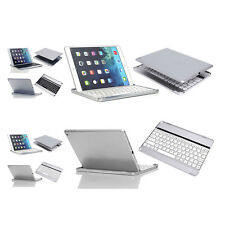 Stand Aluminum Case Cover Bluetooth Keyboard for Apple iPad Air 1/2 Pro 9.7""
