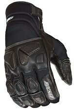 Joe Rocket Men's Black / Black Atomic X Motorcycle Glove