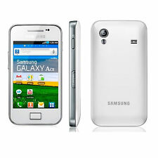 "Samsung GALAXY Ace GT-S5830 Unlocked 5MP 3.5"" Android MobilePhone GPS USB Wi-Fi"