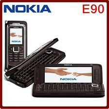 100% Original NOKIA E90 Mobile Cell Phone 3G GPS Wifi 3.2MP Bluetooth Smartphone