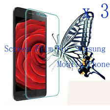 3 Glossy Matte LCD Screen Protector Film Cover Skin Shell F Samsung Mobile phone